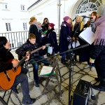 Zespół muzyczny z ZSI w Radomiu