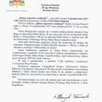 Zaproszenie ks.bp. H.Tomasik Jasna Góra 2017